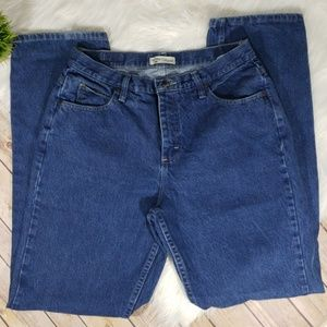 Riders by Lee Relaxed Fit Highrise Jeans Size 12